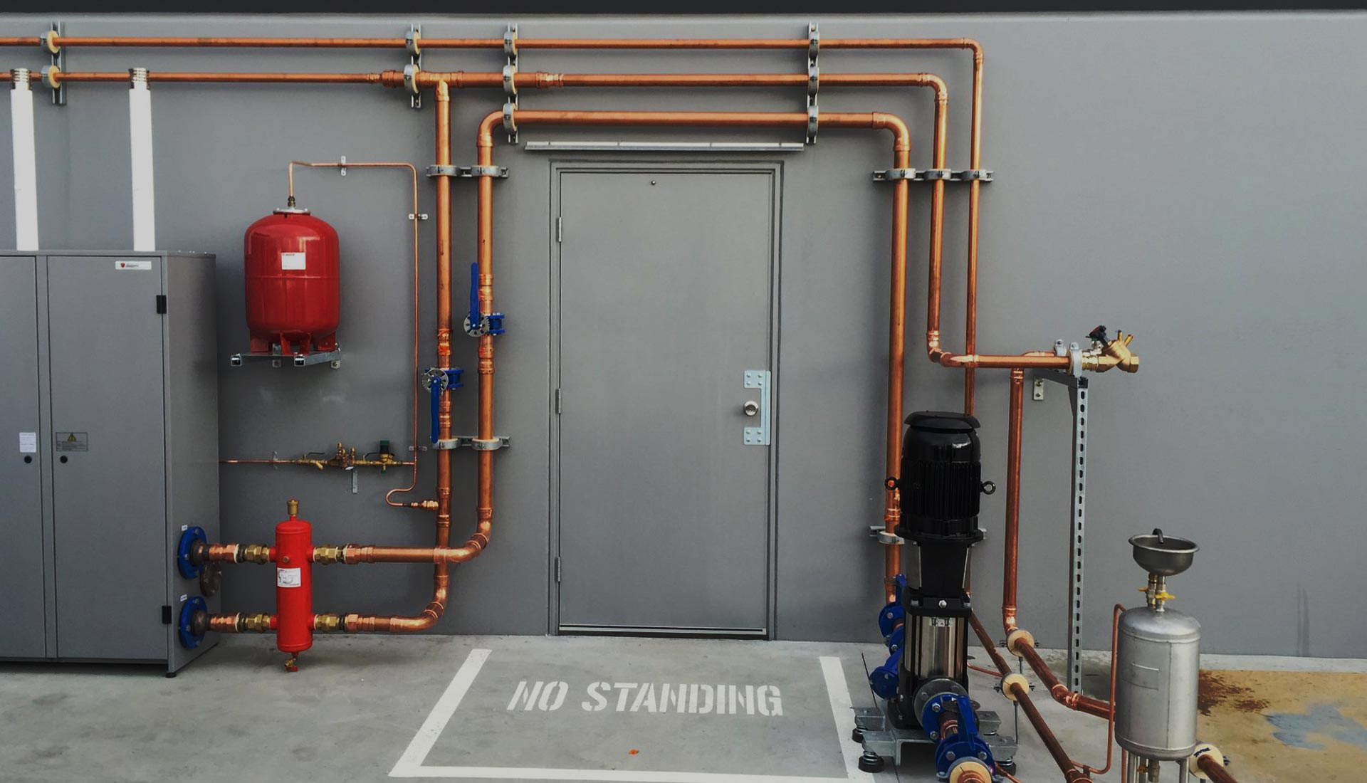 Your Plumbing &<br>Hydronic Heating <span style=